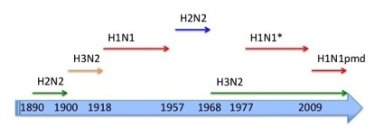 A Brief History of Influenza (1/5)