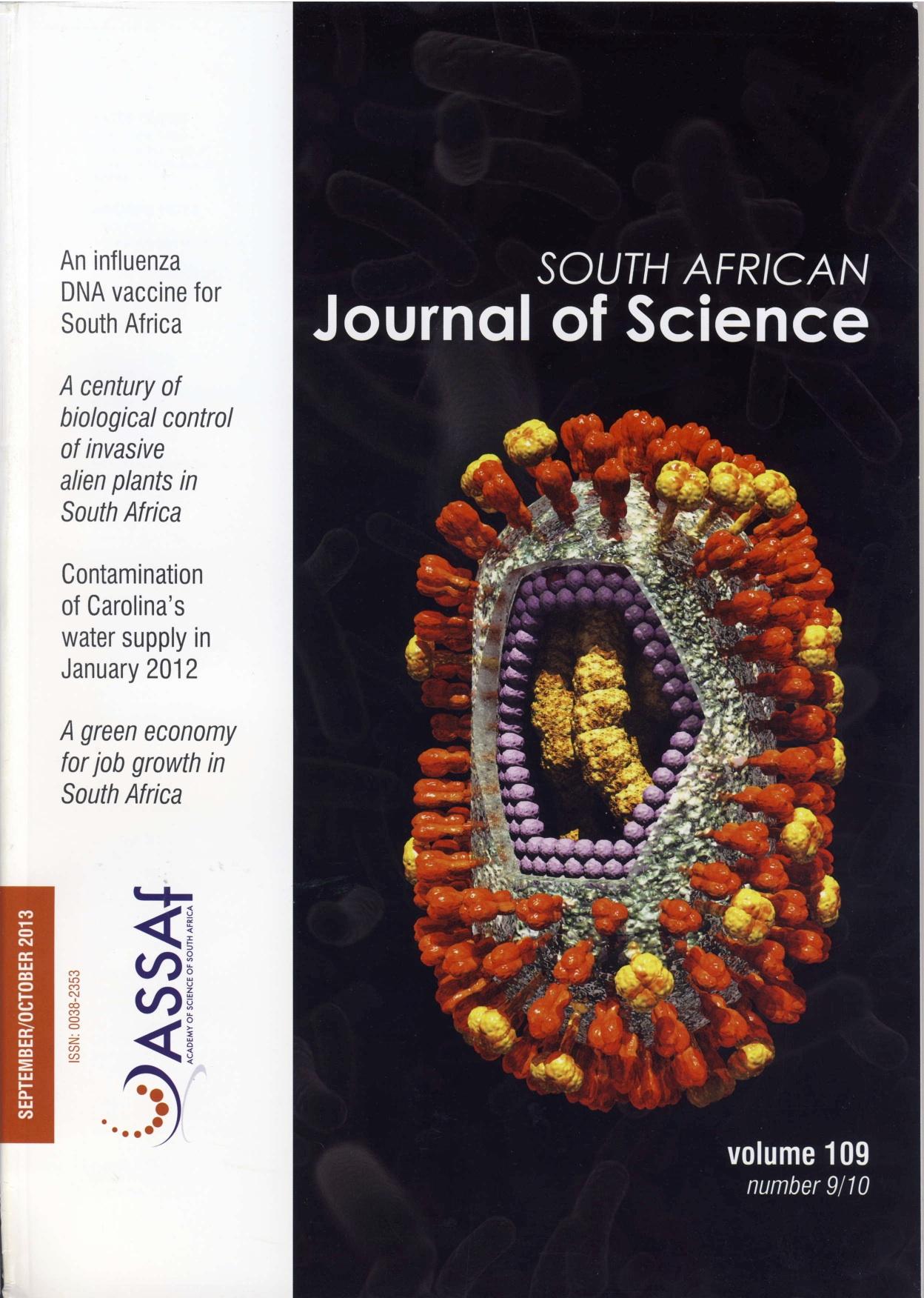 Spanish flu research paper