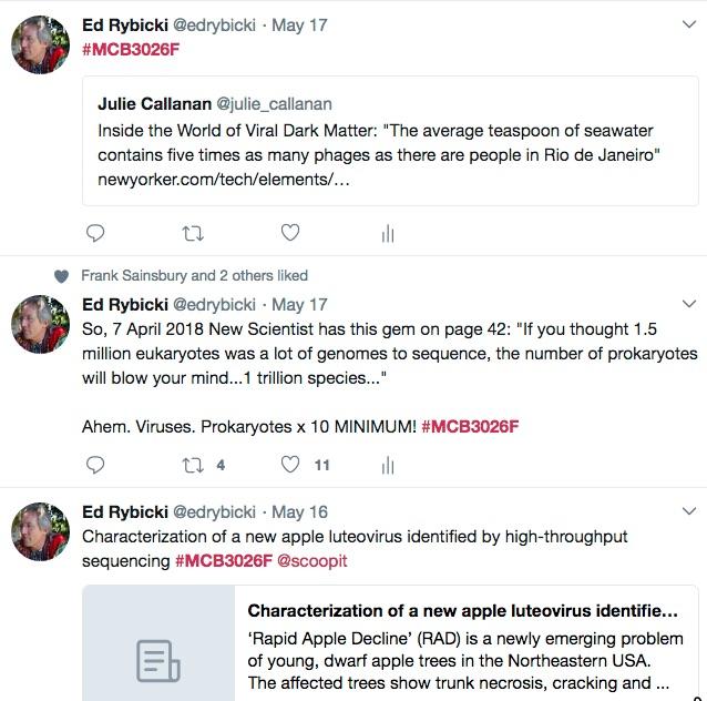 viromics edrybicki__MCB3026F_-_Twitter_Search